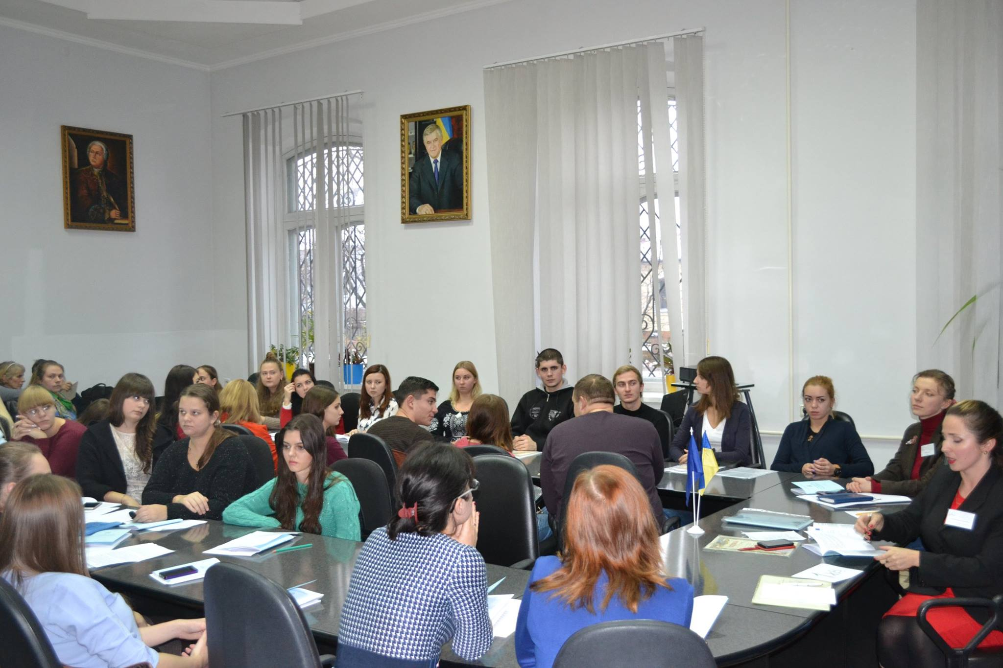 Conference of young scholars about European intergation of Ukraine (10)