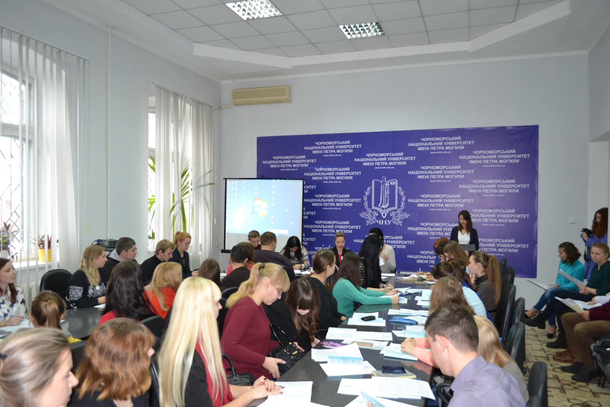 Conference of young scholars about European intergation of Ukraine (17)