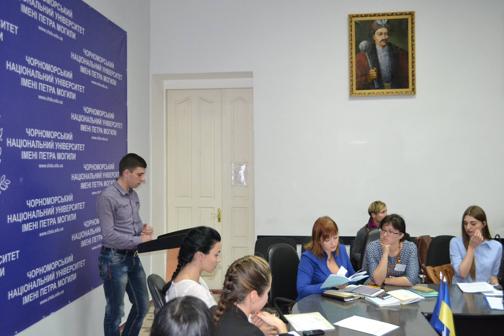 Conference of young scholars about European intergation of Ukraine (5)