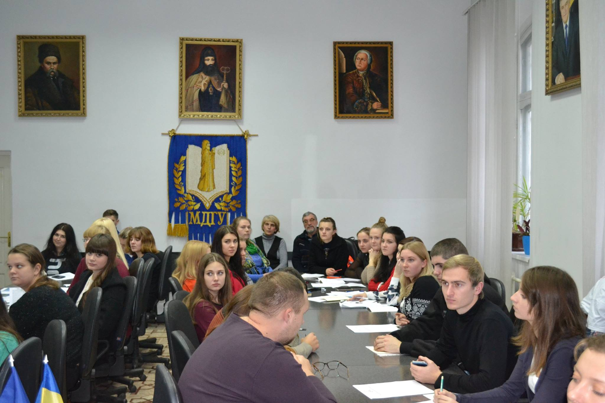 Conference of young scholars about European intergation of Ukraine (6)